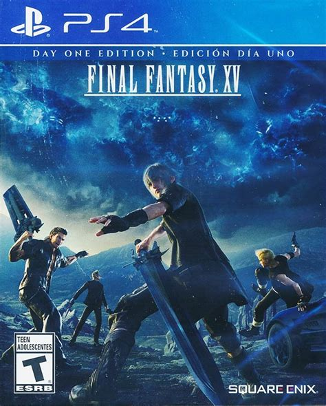Ps4 Xv Ff 15 R3 Reg 3 Playstation 4 xv day one edition ps4 us