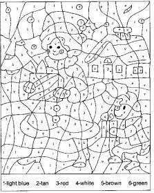 christmas coloring worksheets and other printable activities