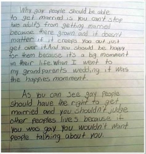 Pro Marriage Essay pro marriage essay by fourth grader goes viral the gossip