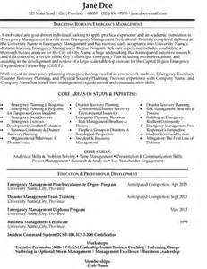 49 best management resume templates sles images on - Resume Format For Management Students