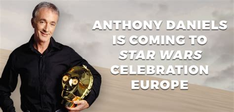 anthony daniels convention appearances anthony daniels convention scene