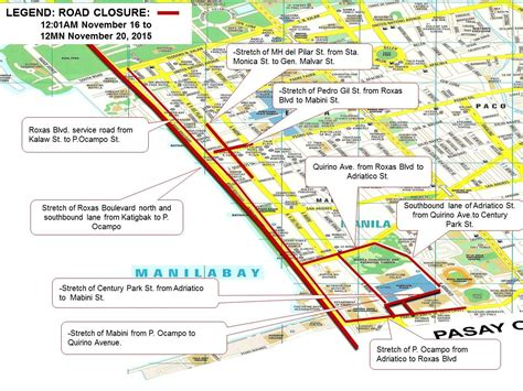mmda number coding scheme directions routes maps the typical guy mmda announces more road closures