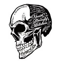 Cool Decals by Aliexpress Com Buy Black White Skull Cool Motorcycle