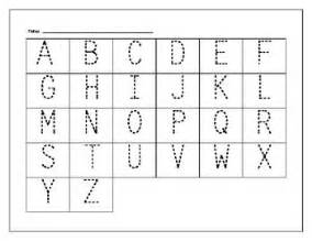 6 best images of abc printables for pre k free printable