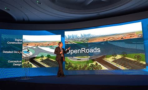 bentley consolidates road design suite as part of a broad