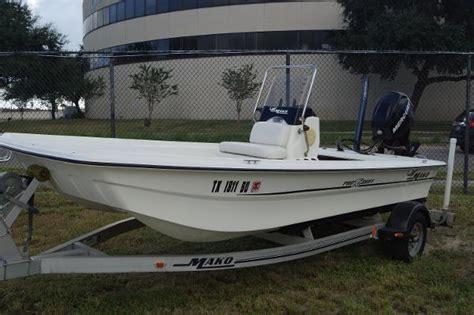 corpus christi boat dealers mako pro 16 boats for sale in corpus christi texas
