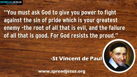 st quote st vincent depaul quotes quotesgram