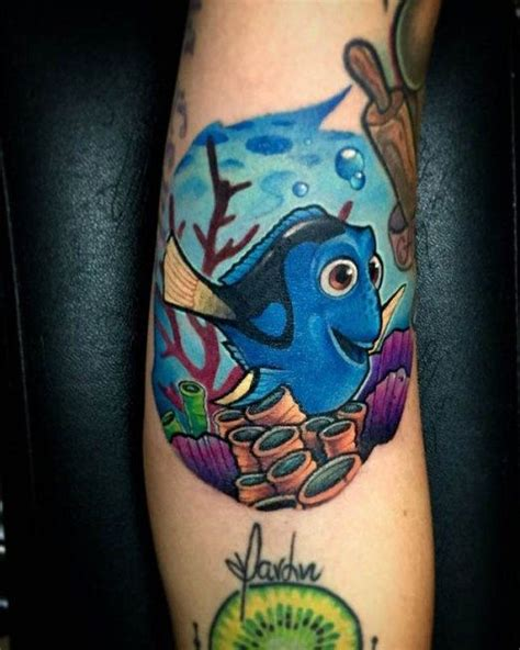 dory tattoo nemo and dori pictures to pin on tattooskid