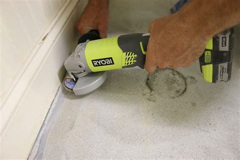 remove paint from concrete floor before tiling thefloors co