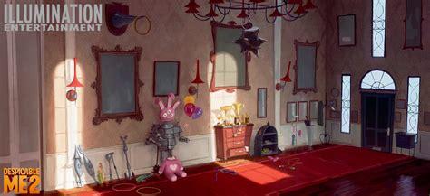 despicable me bedroom art of clement griselain despicable me 2 sets colors