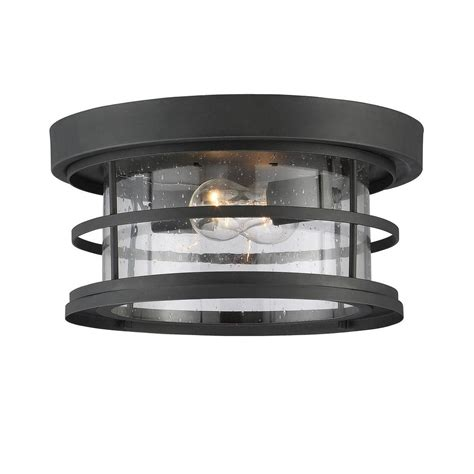 nautical outdoor lighting home depot filament design black 2 light outdoor hanging ceiling