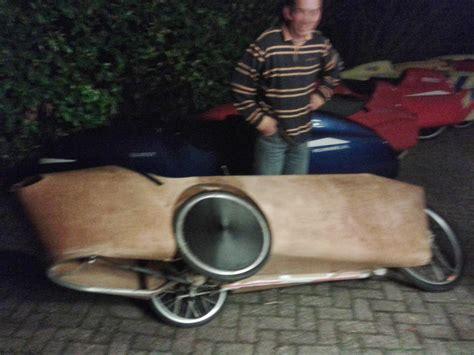 plywood velomobile october
