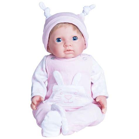 Baby Pink Newborn Babydoll Set buy chad valley tiny treasures newborn doll with pink