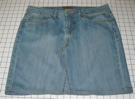 pattern for turning jeans into a skirt how to convert jeans into a skirt