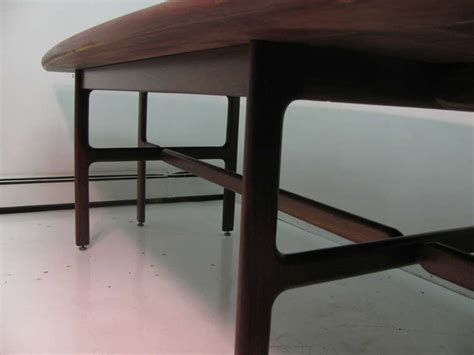 mid century dining room table jens risom mid century modern dining room conference