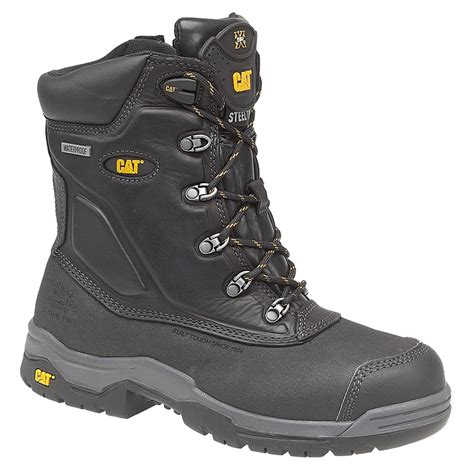 Caterpillar Blood Safety caterpillar supremacy waterproof safety boots rs