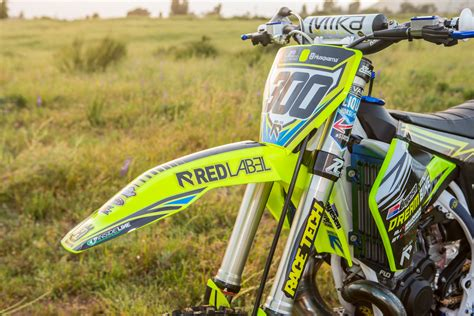 win a motocross bike win vital mx s 2017 husqvarna tc 300 dream bike