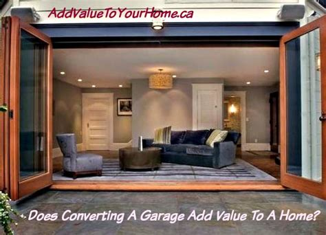 cochera meaning does converting a garage add value to a home