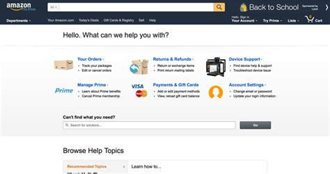 amazon help inside amazon verizon and comcast customer service