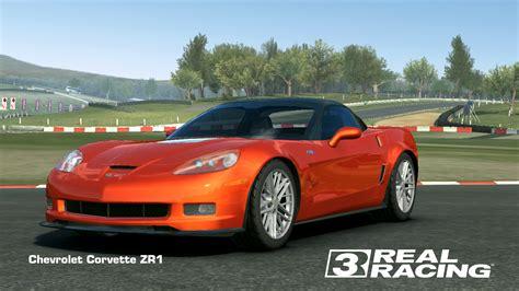 Chevrolet Corvette ZR1   Real Racing 3 Wiki   Wikia
