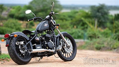 Regal Raptor DD350E 2 Bobber first ride review   Overdrive