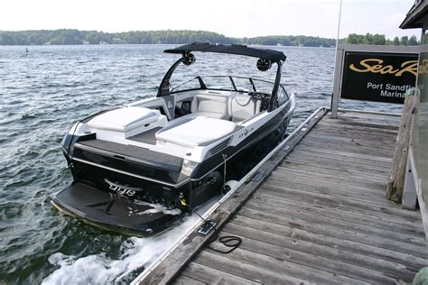 used tige boats for sale ontario tig 233 asr 2014 used boat for sale in port sandfield