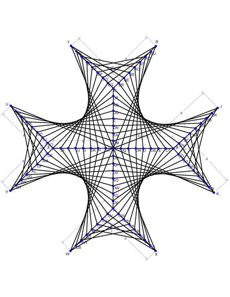 Math String Patterns Free - math geometric string math fractals