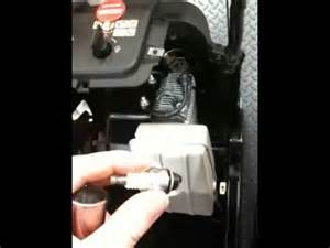 How To Fix A Flooded Dishwasher How To Replace Carburetor Diaphragm On Toro 2 Cycle