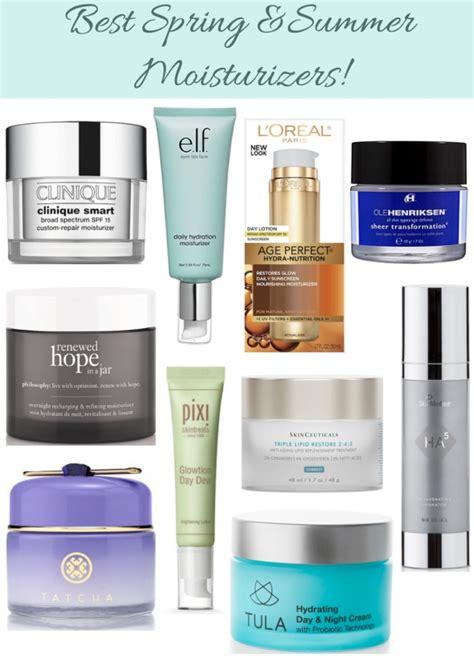 best moisturizer for best moisturizers for summer