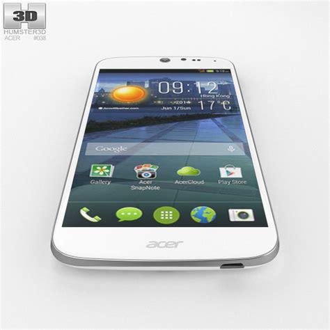 Hp Acer Liquid Jade White acer liquid jade white 3d model hum3d