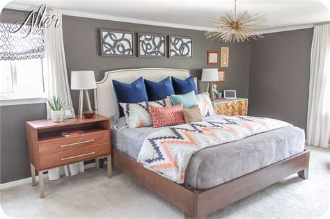 25 best ideas about navy coral bedroom on
