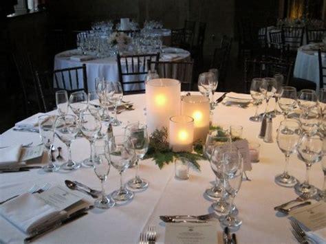 Schlichte Tischdeko Hochzeit by D 233 Coration Table Pour Un Mariage Hivernal