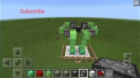 membuat robot jalan minecraft pe 0 15 x cara membuat robot bisa jalan dan