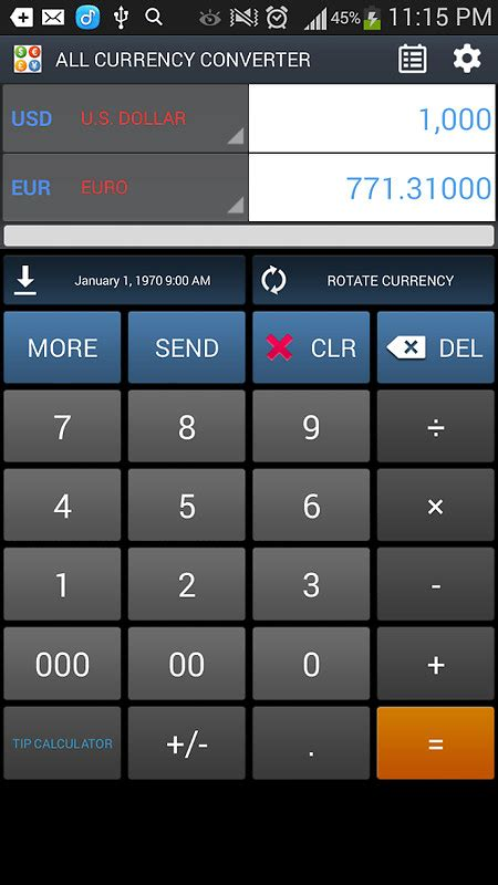 currency converter free download all currency converter for backberry 10 playbook
