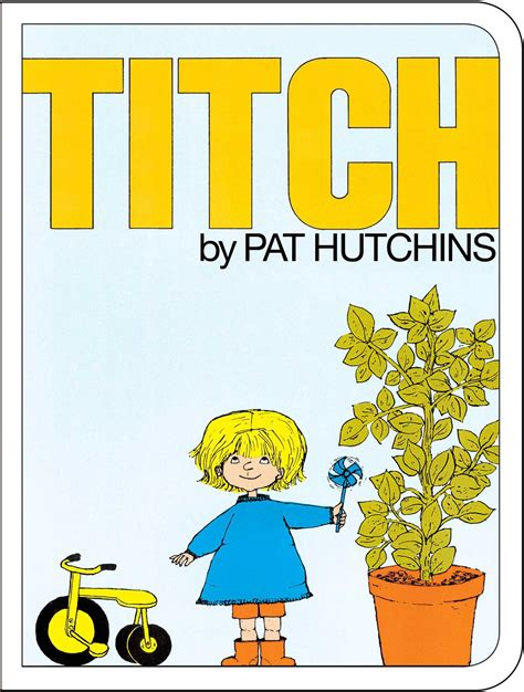 By The Book titch book by pat hutchins official publisher page