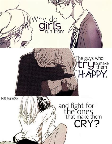 Anime Quotes Sad by Sad Anime Running Away Www Pixshark Images