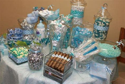 Decorating A Baby Shower Table by 31 Baby Shower Table Decoration Ideas Table