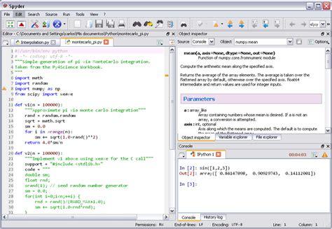 pythonxy tutorial python code gekko quant quantitative trading