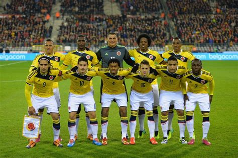 2014 fifa world cup soccer players with the craziest the rebirth of the colombian soccer team
