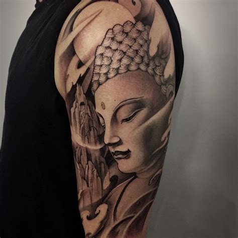 buddha design tattoo 130 best buddha designs meanings spiritual