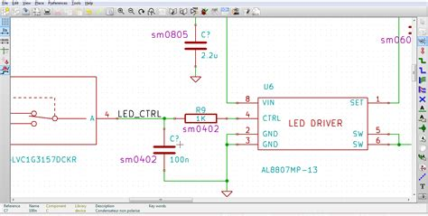 how to place a resistor in kicad footprint field visibility options in eeschema kicad electrical engineering stack exchange