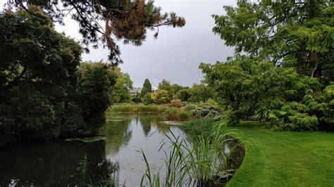 Botanical Garden Cambridge Cambridge Botanic Garden Visions Of Travel