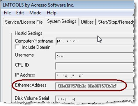 Ether Address Lookup Flexnet Licensing Error 97 121 Search Autodesk Knowledge Network