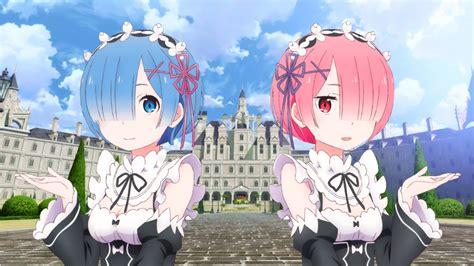 kaos rezero ram rem white nishizumi77 bal 225 zs karajos deviantart