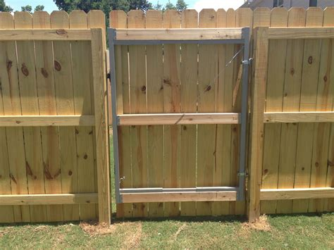 inside fence wood privacy fences accent fence