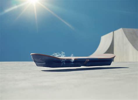 skate volante slide lexus pr 233 sente hoverboard la planche volante