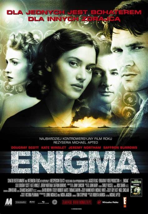 Polski Film O Enigma | enigma 2001 filmweb