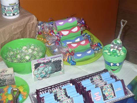 164 best images about ninja turtle party planing on