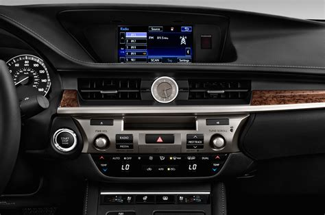 Audio Interiors by 2017 Lexus Es350 Reviews And Rating Motor Trend