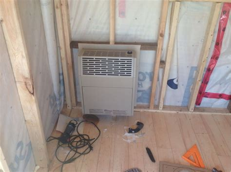 Small Propane Heaters For Cabins by Installing Direct Vent Propane Furnace Small Cabin Forum